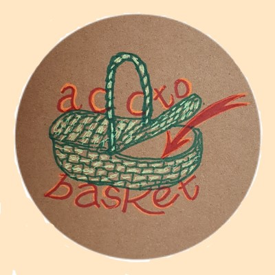 basket button